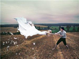 你的婚纱照还是那么墨守成规和乏味吗?