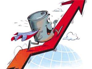 2014年来的首次成品油价格上调