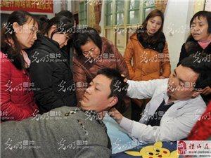 稷山:�r民工就�I技能培�基地免�M�W技�g