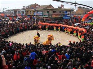 皇甫庄二月二传统风俗庙会