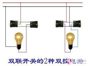 几种电路图,自己装修接线不求人