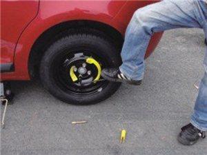 车轮松动有异响