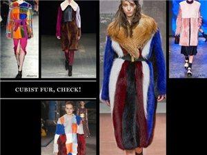 时装周揭秘2014年流行趋势 穿对再出门