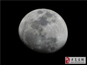怎样才能把月亮拍好啊