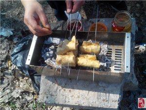 16�周日�城�T行的兄弟��小聚野炊自助��烤-片片
