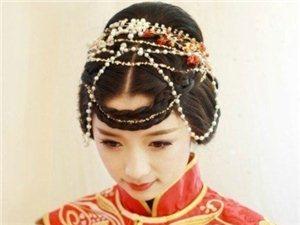 中式婚礼之新娘发型,端庄典雅,美不胜收!