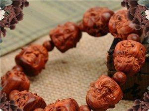 红木工艺品。印度小叶紫檀、海越黄花梨、红