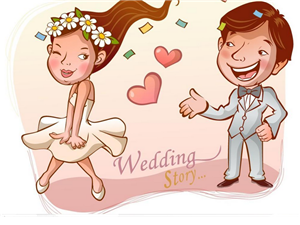 """婚礼中的""""小失误""""怎么面对?"""
