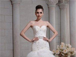 每个女孩子都有一个梦想,梦想自己都永远是世界的焦点,成为婚礼上最美的新