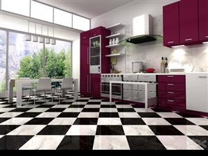 家庭装潢中瓷砖搭配技巧