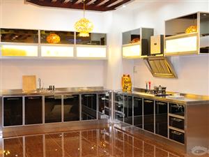 厨柜装修的几种常用方案