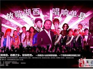 中央民族歌舞�F情系�慰h大型演出