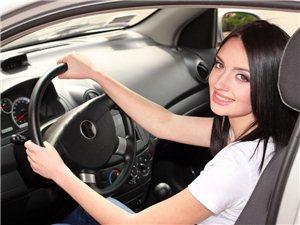 这些女性特制的驾驶技巧你用了吗?