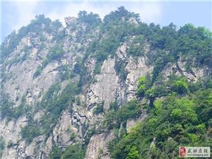 端午出游青峰峡