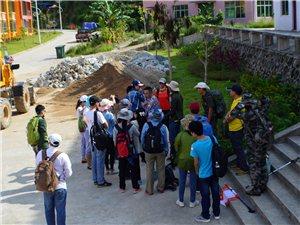 海南儋州乐徒户外俱乐部穿越黎母山