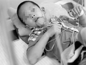吉林7岁男童从6楼掉下万幸只有后背受伤
