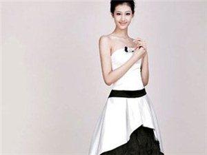 个子较矮的新娘如何穿出修长的婚纱效果