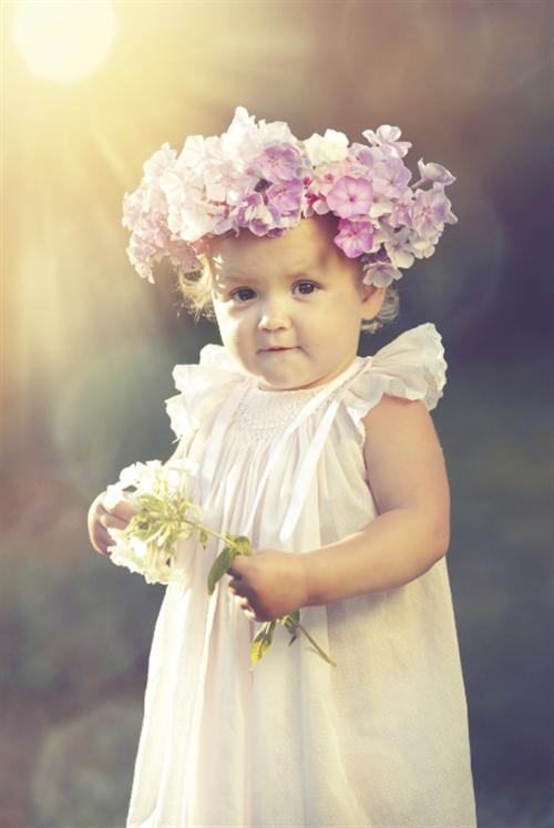 给宝宝拍照的8个基本引导技巧;