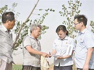 葡京网站平台人民法院及时对土地承包涉农纠纷进行调解
