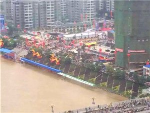 2015年惠水端午节龙舟赛、美食节、夜景组图