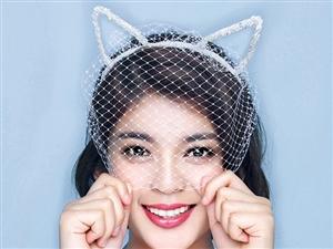 新娘杂志6月刊——艺人谈莉娜