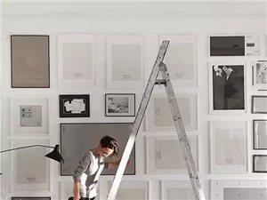 每个幸福的家里,都应该有一面漂亮的照片墙