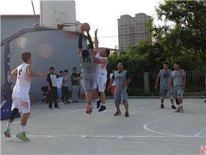 佳立重卡杯篮球赛决赛——欧派球友联队我们来了!