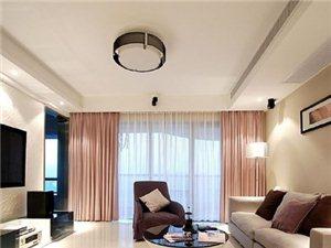 分享一组别人家客厅装修案例。(配色很重要)