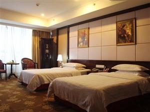 标准间双床房
