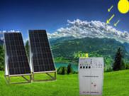 101101太阳能光伏电器(D型:3000W和二块太阳能板)