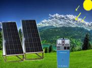 101101太阳能光伏电器(B型:1000W和二块太阳能板