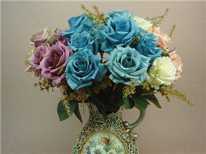 欧式玫瑰花束