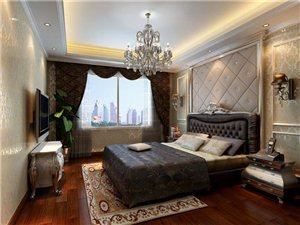 现代简约风格——-仿古砖与香槟色的质感对比