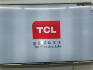 TCL电视50寸