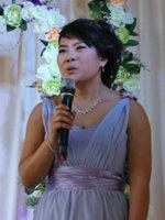 吕慧芳,婚礼司仪