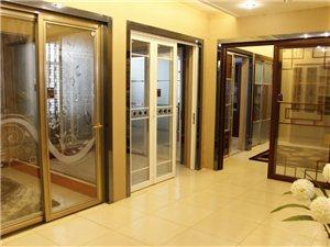艾高大气室内玻璃门