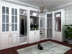 艾高衣柜风格展示