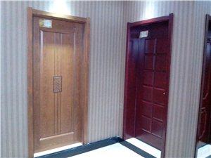 金迪实复合木开放漆木门