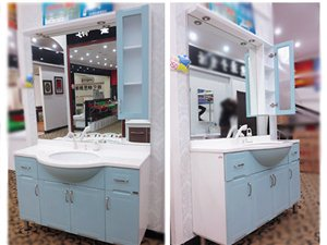 朗格思特卫浴系列――浴室柜LV―8006