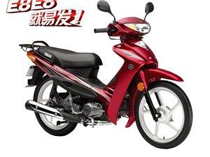 雅马哈E8摩托车