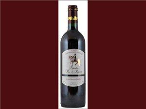 庞斯凯旋骑士干红葡萄酒
