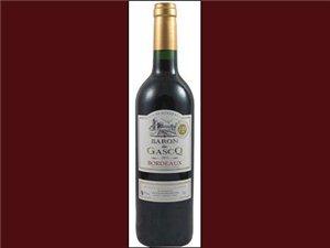 戈斯克男爵红葡萄酒