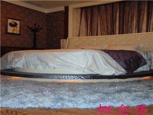 概念圆床房