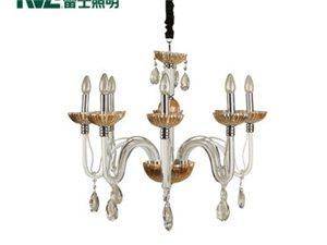 雷士照明蜡烛灯客厅卧室吊灯天鹅舞系列EFD9005