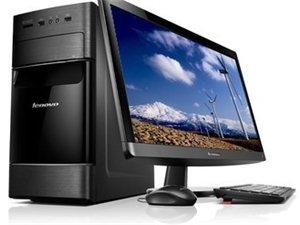 联想台式电脑新圆梦H425E2-3800