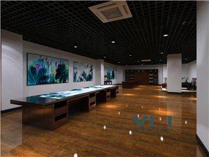 宿州国际酒店书画展厅