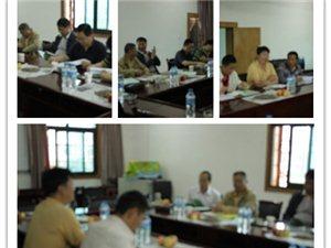 陆良水稻生产机械化项目接受省级验收