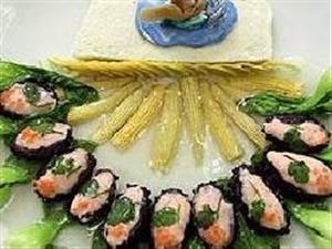 鲁菜菜谱:荠菜鱼卷