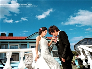 告诉你怎么拍婚纱照更好看!!