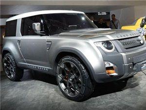 路虎将推出Landy小型SUV